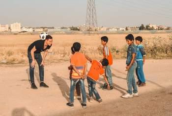 Unicef Jordanien 2