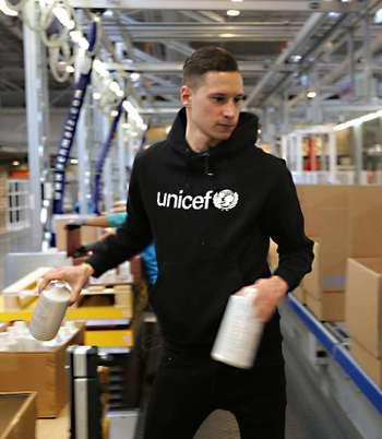 Unicef Pakete 1
