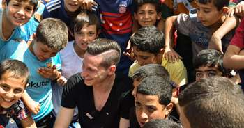 """RTL – """"Wir helfen Kindern"""" Action in cooperation with Unicef"""