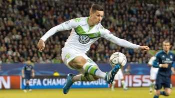 Change to Wolfsburg