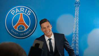 Change to Paris Saint-Germain