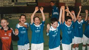 Schalke youth - my long way to the goal